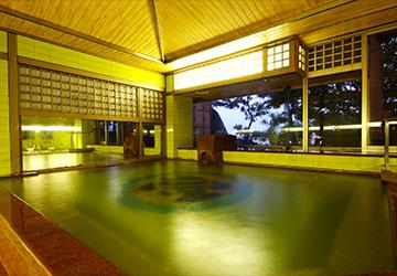 Large bath / open-air bath